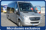 Microbuses exclusivos